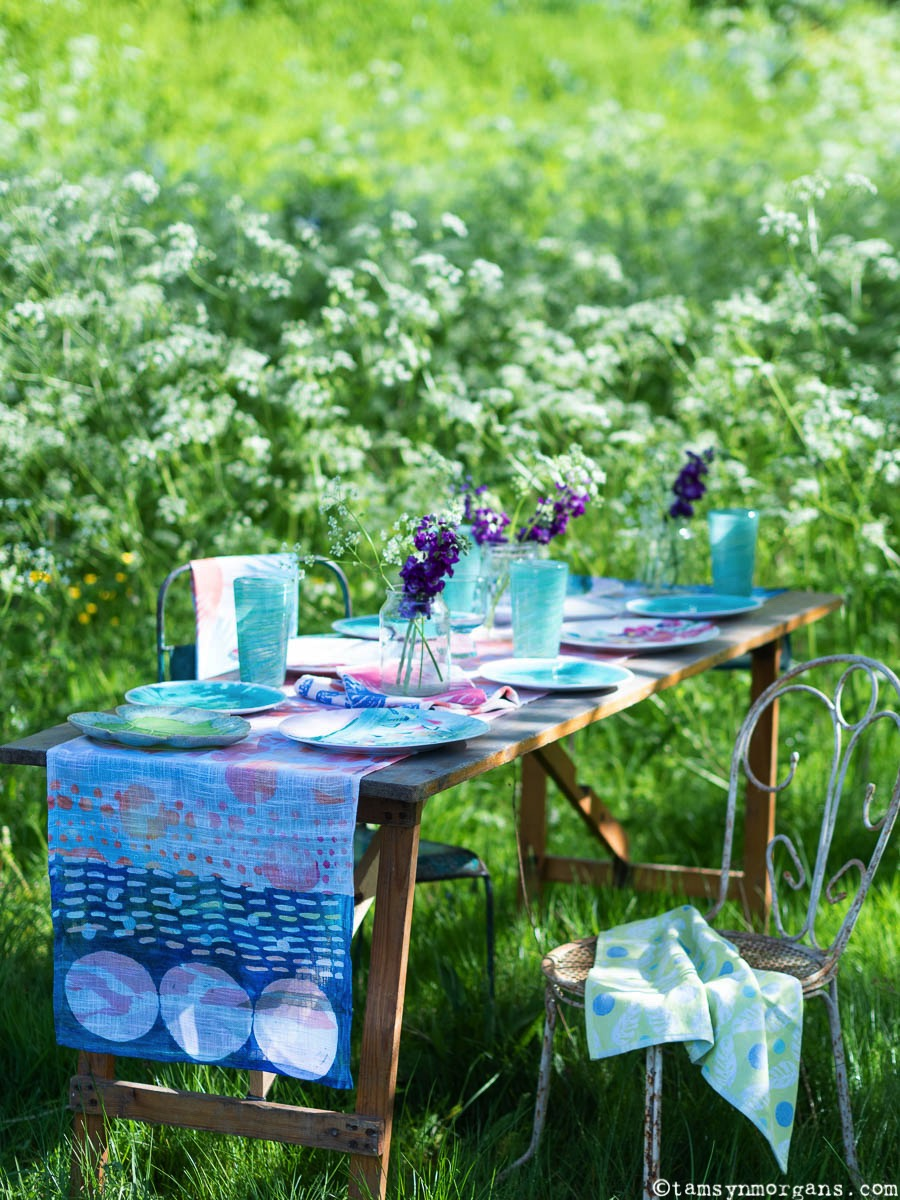 Dreamy Alfresco Dining With Anthropologie