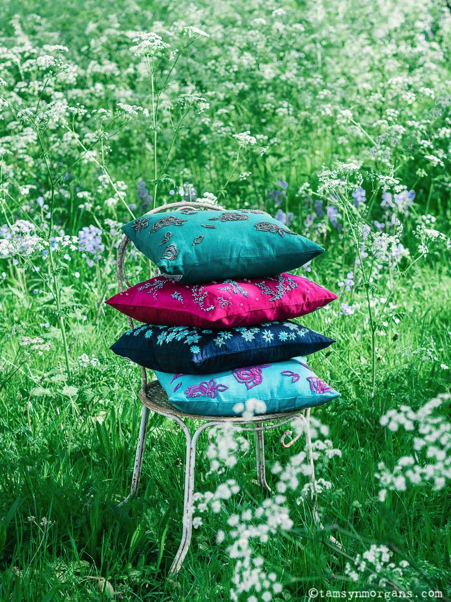 Ruth Eaton Cushions