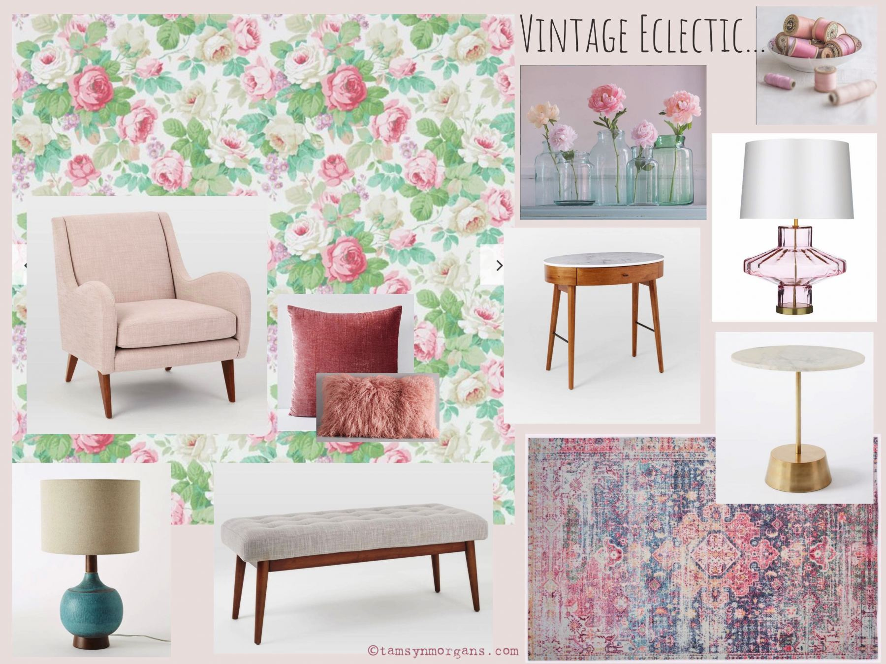 Revamp Restyle Reveal Moodboard