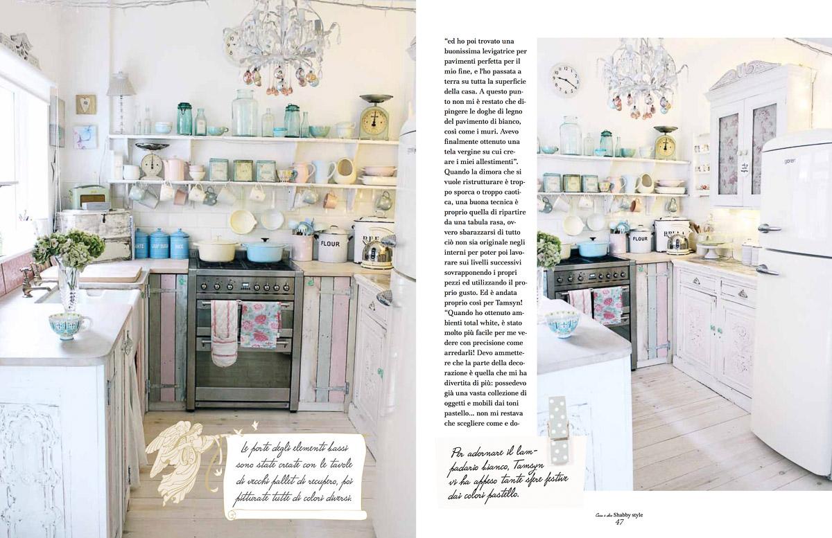 Shabby Style Magazine feature
