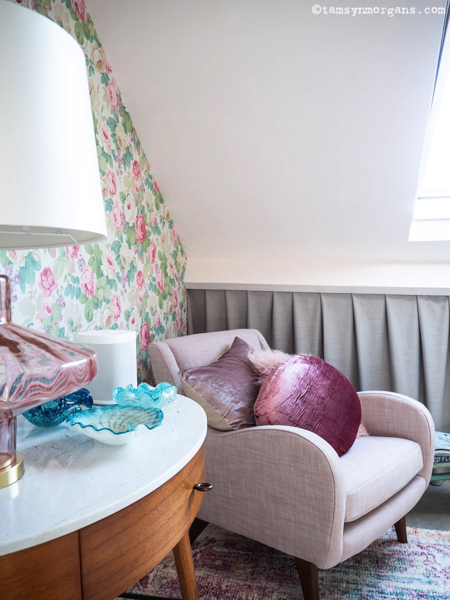 Revamp Restyle Reveal attic makeover