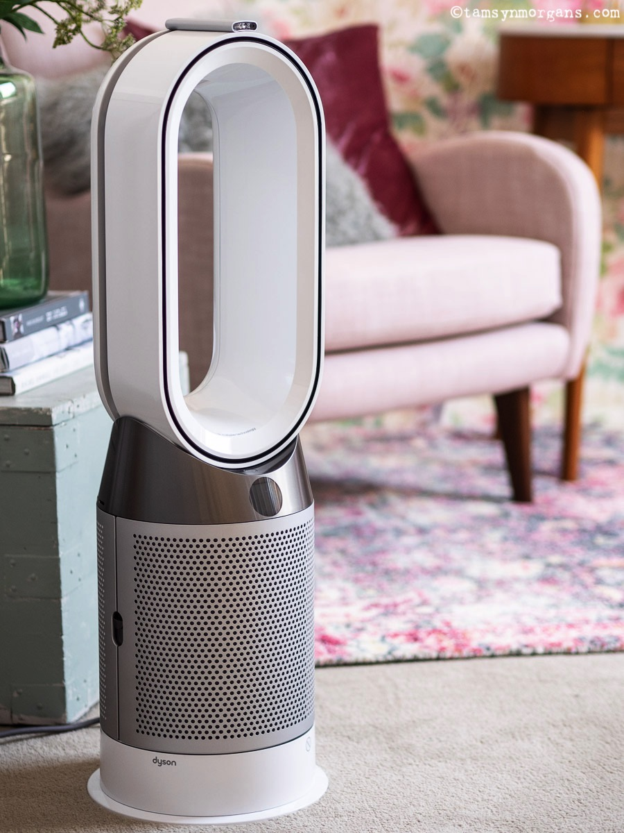 Attic Makeover Dyson Hot and Cold Air Purifier