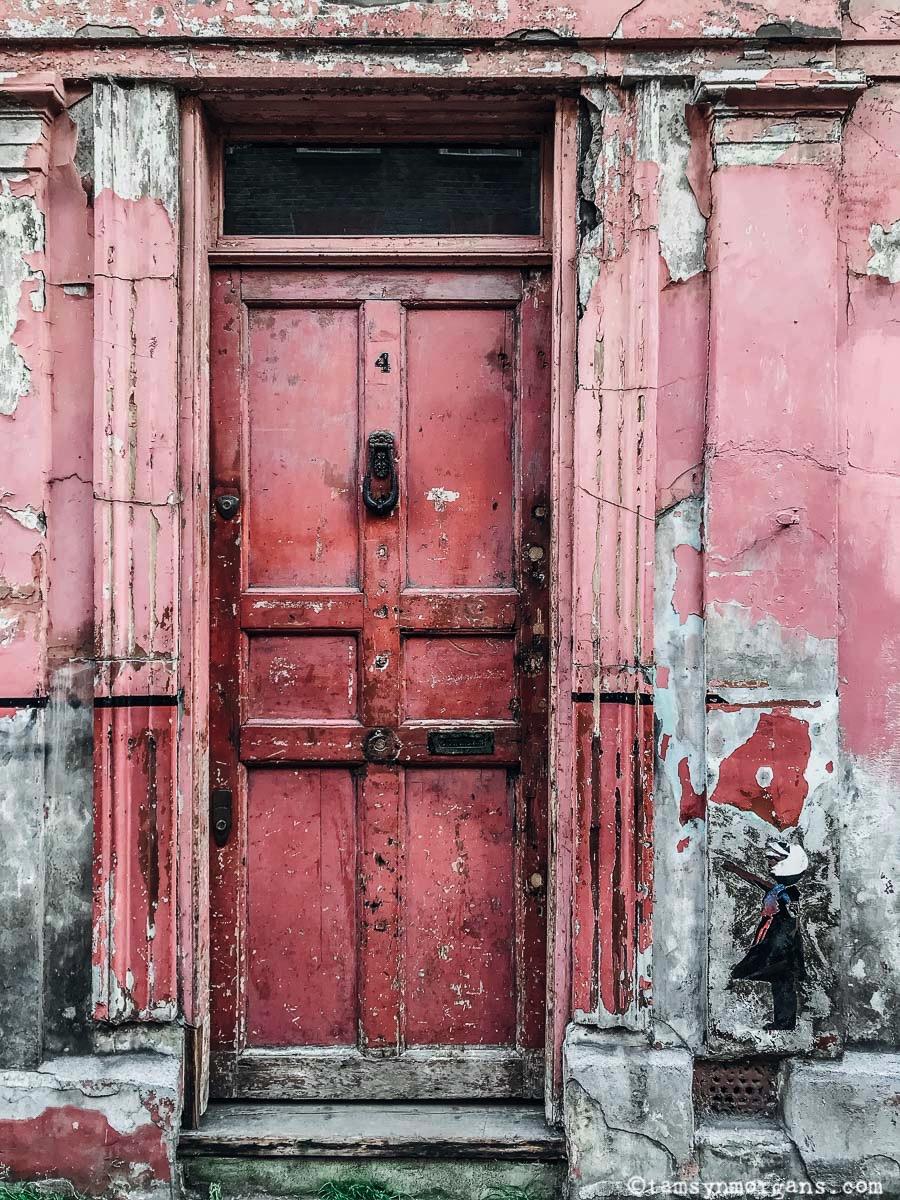 Red House in Spitalfields