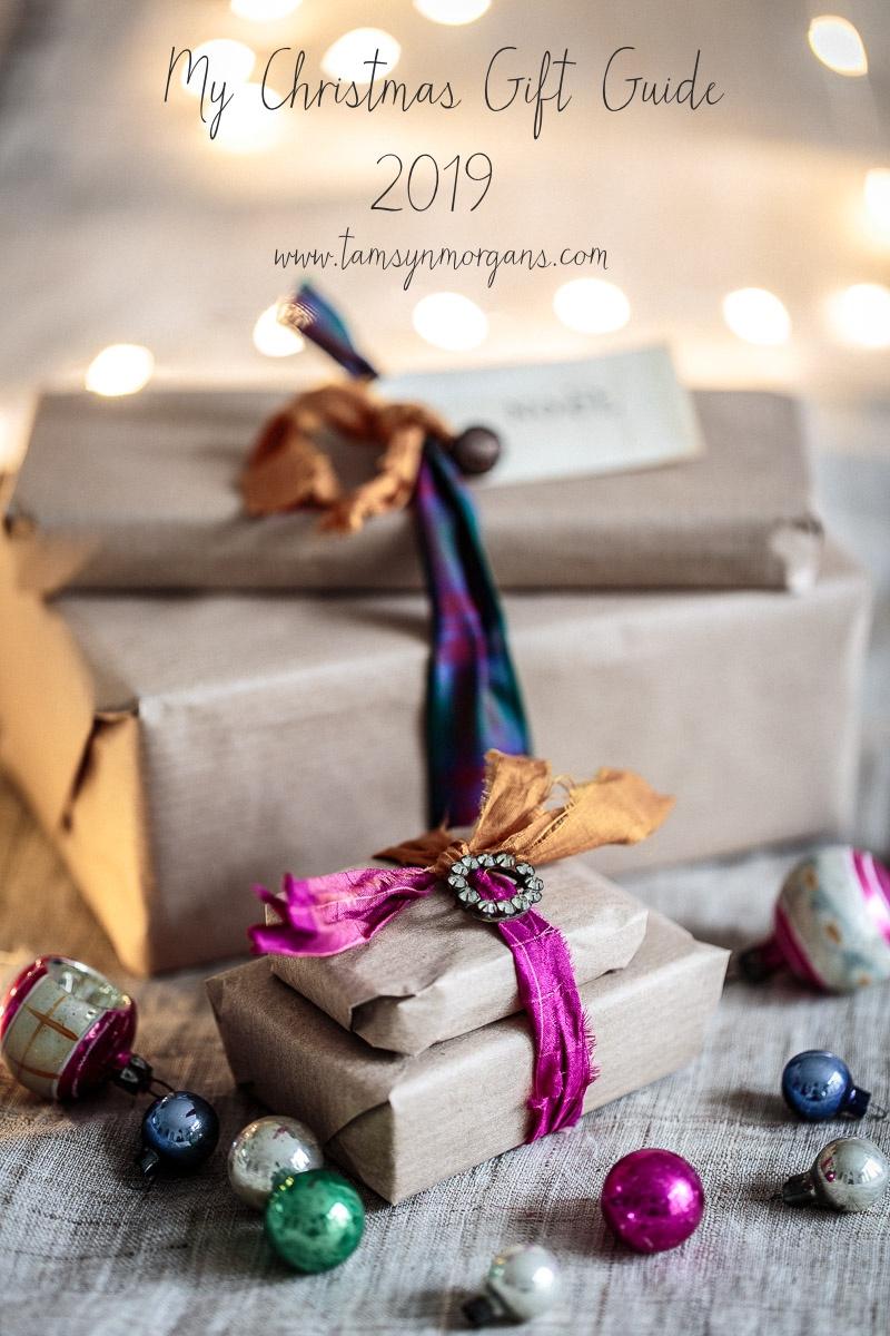 My Christmas Gift Guide 2019