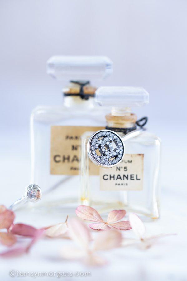 Vintage Chanel bottles