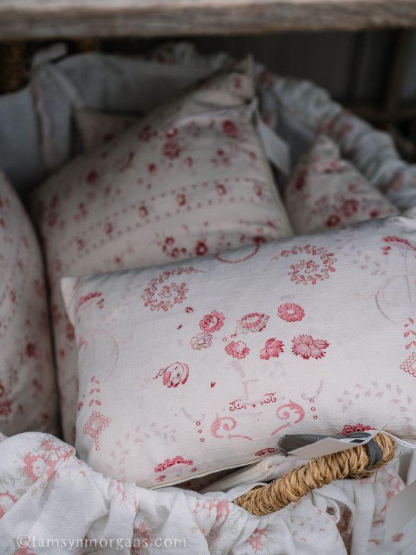 Hand made lavender pillows